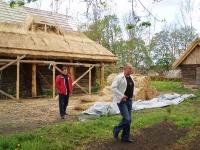 Rookatus, thatched roof, reetdächer, ruokokatot, niedru jumtu, vasstak, тростниковыe крыши